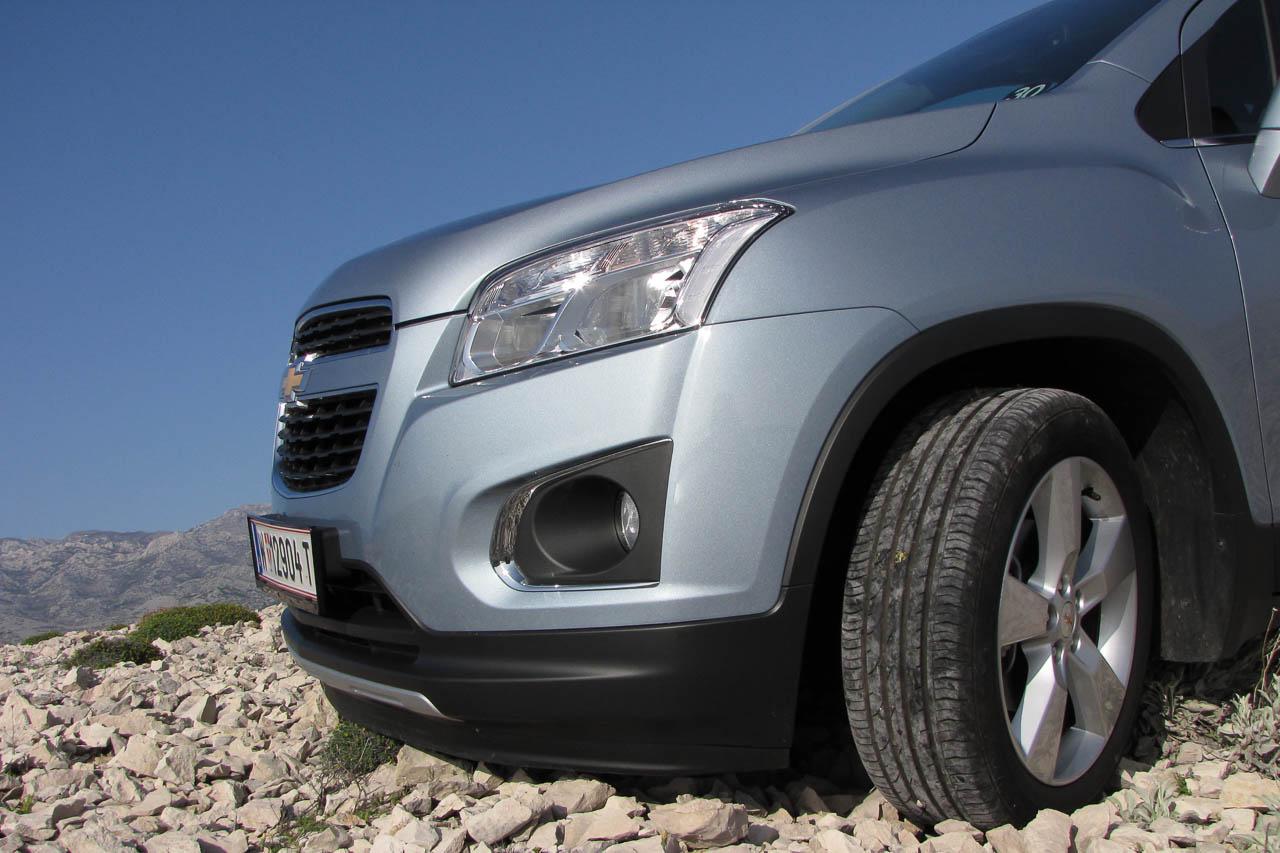Trax Chevrolet Totalcar – Chevrolet Trax bemutató – Galéria