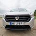 Egy büszke Dacia-embléma