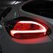 A háromajtós Pro_cee'd hátsó lámpájában a LED-ek egy fénytörőn keresztül világítanak