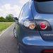 Még ma is dögösek a Mazda 3 szélesített kerékjáratai