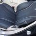 A pneumatikus csodafotel állítható oldaltámaszokkal, forró masszázzsal. Hosszú úton áldás lehet