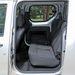 Három személy utazhat a második üléssoron, mindegyik üléshez Isofix rögzítőpont is van