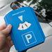 Alapvetően a parkolási időt jelző óra, ami Ausztriában praktikus