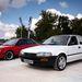 E90-nek hívták a hatodik generációt. Az összes Corolla élelmiszeradalék-jellegű kódot visel