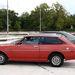A nagy amerikai lökhárítók és a hosszú orr miatt az ős-Corolla alig volt rövidebb az újnál