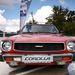 Amerikai kivitel. A Corolla Club a harmadik generációig talált megfelelő állapotú kocsit