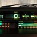 Sötétben mámorító a 80-as években futurisztikusnak ható műszeregység