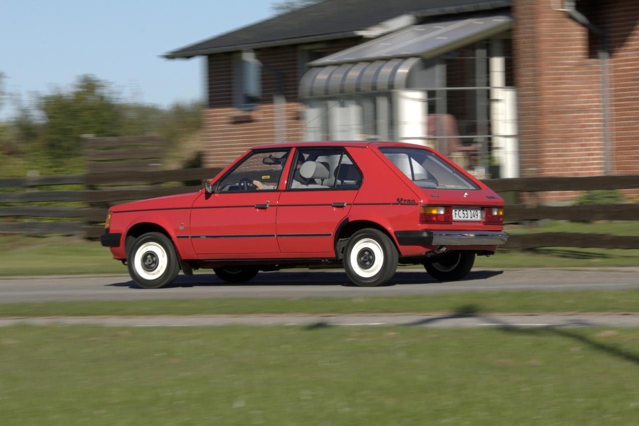A Talbot utolsó autója, a Peugeot 309