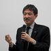 Hirosi Tamura, aki végre lelkesen tudott beszélni