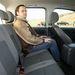 Nem rosszak a Volkswagen ülései, főleg a Nissan vagy a Toyota padjaihoz képest