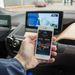 Meggyőző a Connected Drive rendszer mobilos alkalmazása. Az autó összes fontos funkcióját ellenőrizhetjük