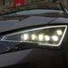 Így világít az intelligens, több LED-ből álló fényszóró