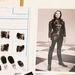 Ujjlenyomatok és bőrszerkós Diana Rigg