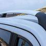 A tetősínre csomagtartót lehet rögzíteni, de ember legyen a talpán, aki létra nélkül megpakolja