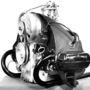 Úgy gondolták, a Bogár motorjának a fele is elegendő – így lett kéthengeres a 600-as boxer