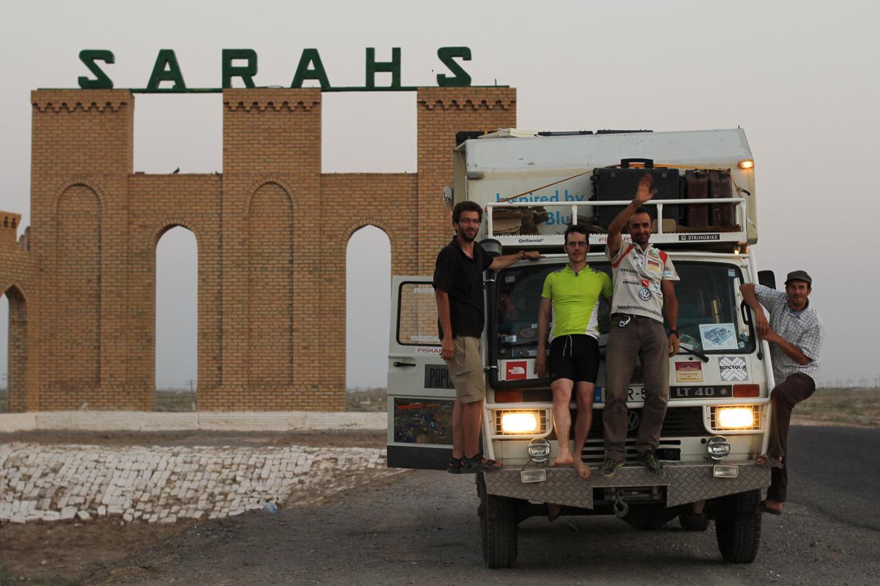 Dakaron is járt LT