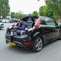Fahrt-autó, tévéstáboknak