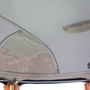 A tető acéllemez, de a sarkok alumíniumból készültek