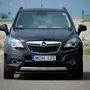 Márkaarculatba illő Opel front