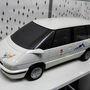 Az Albertville-i téli olimpia hivatalos autói voltak az Espace-ok