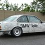 BMW 635 CSi a Hungaroringen