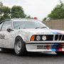 BMW 635 CSi a Hungaroringen