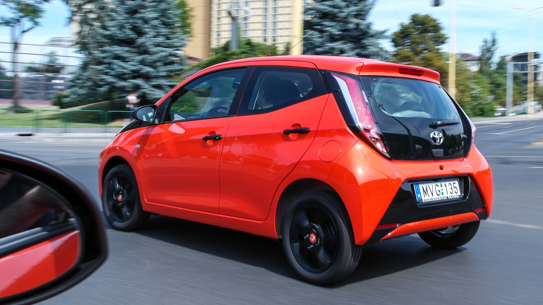 Toyota Aygo Car Picture