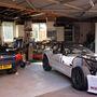 Egy átlagos angol autóbuzi garázsa, amilyen neked is lehetne