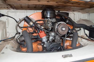 1776 köbcenti, elektromos gyújtás, a következő lépés a két karburátor