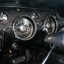 Fordulatszámmérő ezen a szinten nem volt a Mustangban, legfeljebb felárért