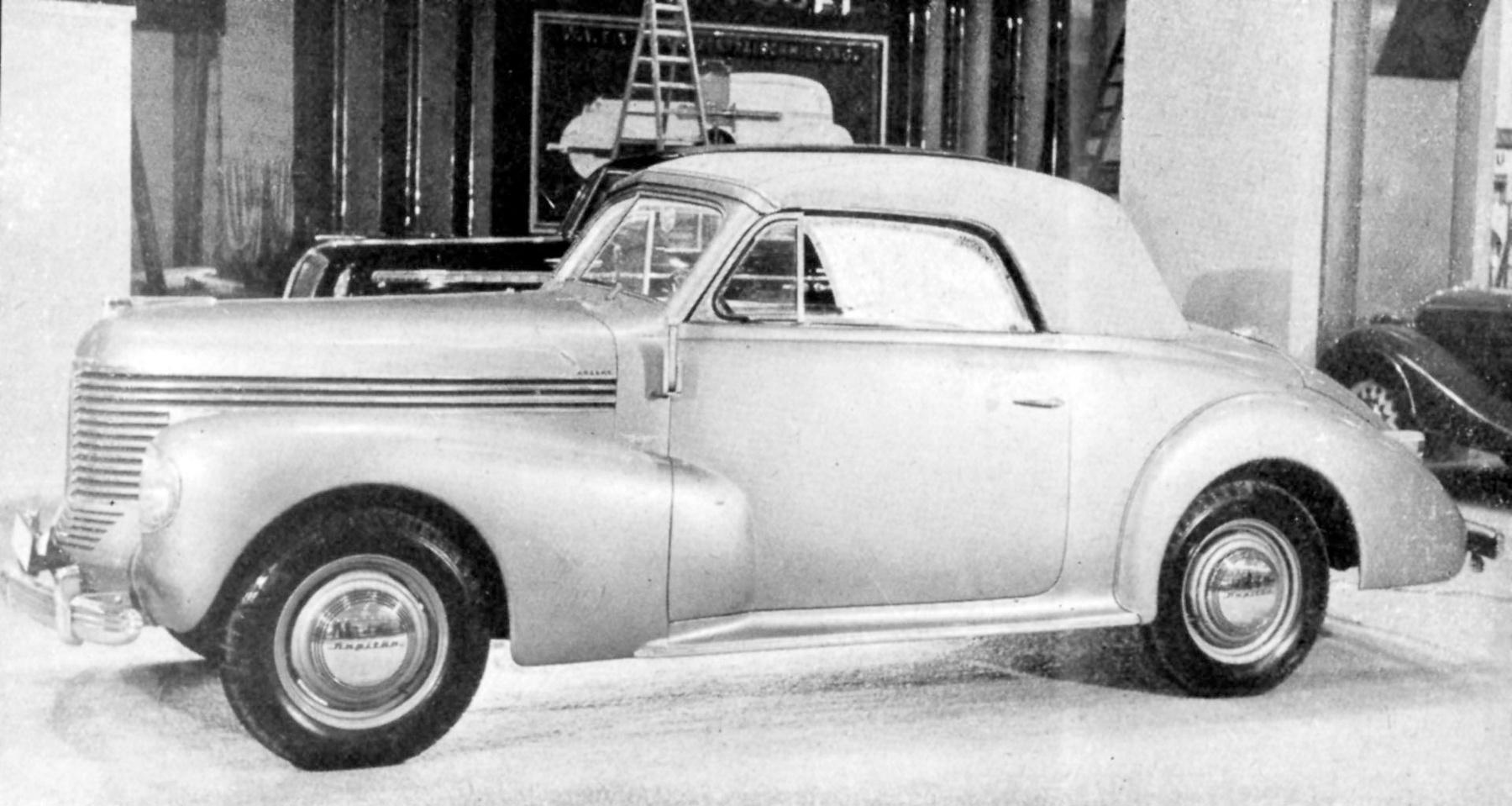 1959-ben jelent meg a fecskefarok