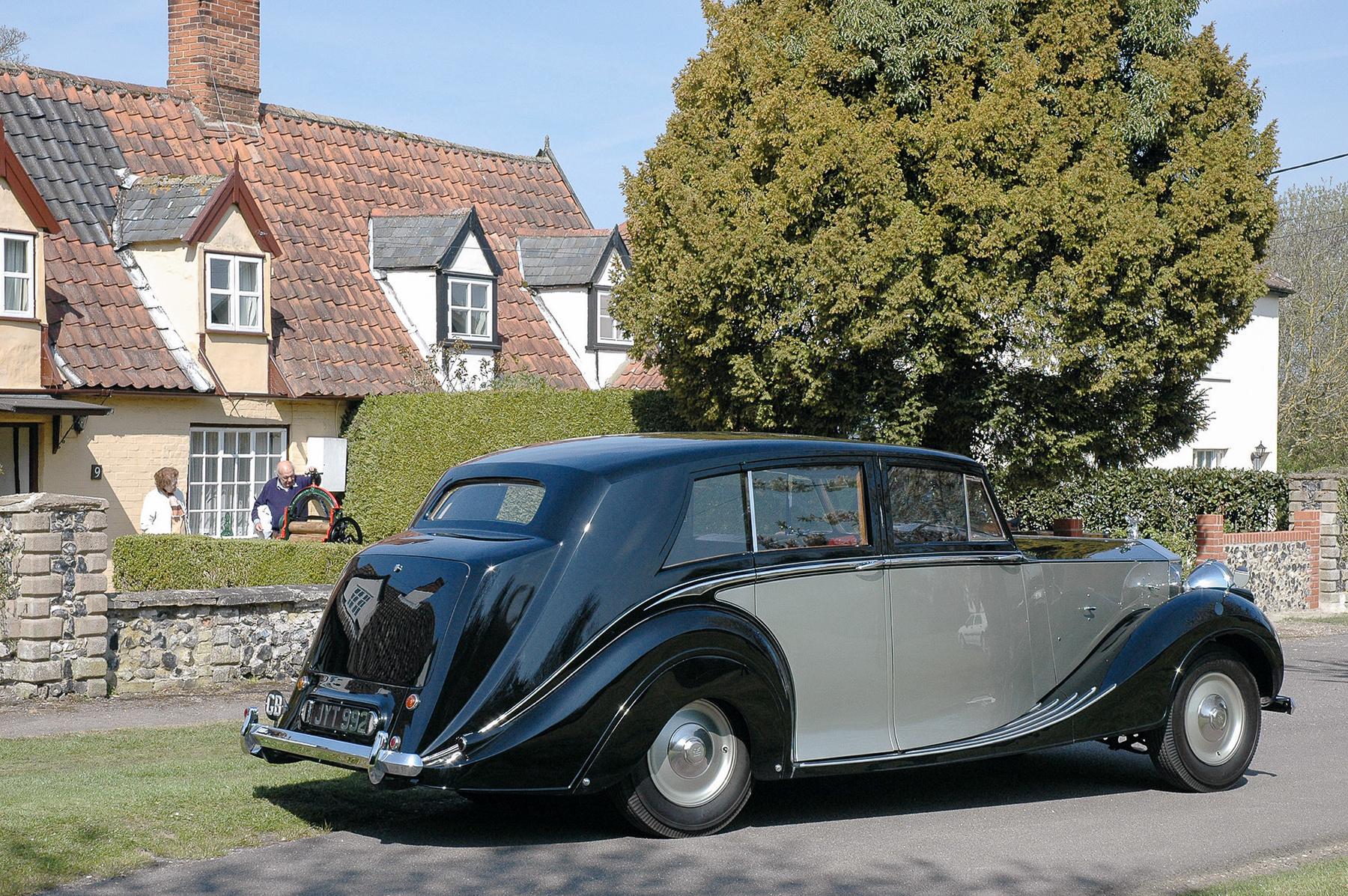 1948 Rolls Royce Silver Wraith Rolls Royce 1938