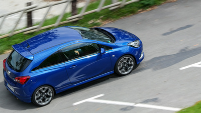 Permalink to 2015 Opel Corsa Opc