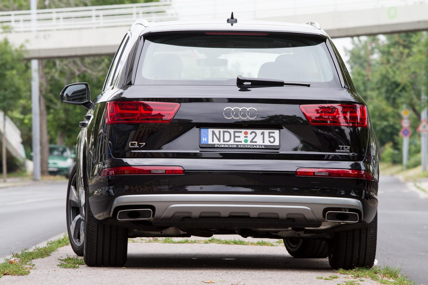 Totalcar Teszt Audi Q7 V6 Tdi 2015 Gal 233 Ria