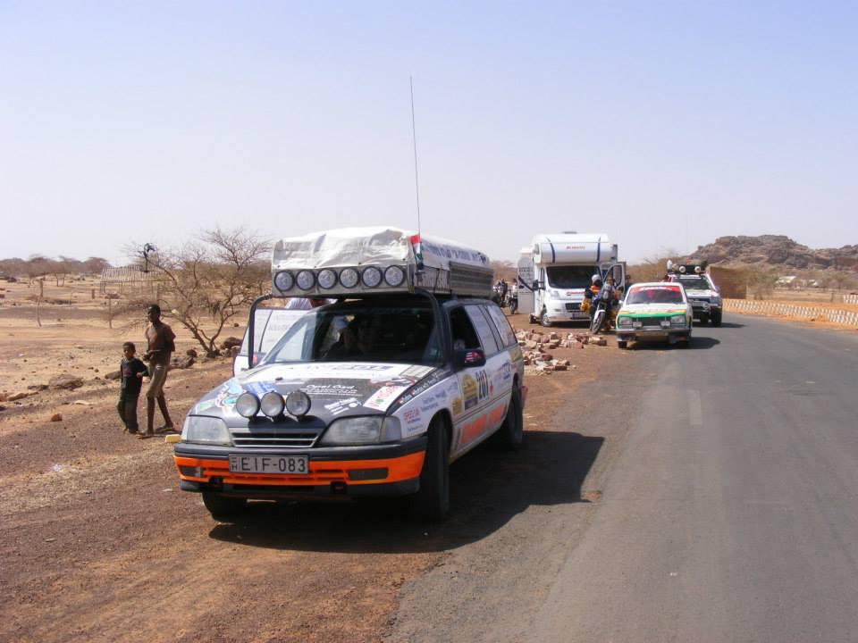 Úton Bamakóba