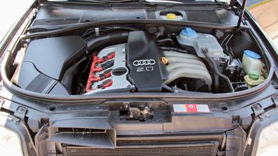 Klasszikus Audi-beltér, klasszikus gondokkal