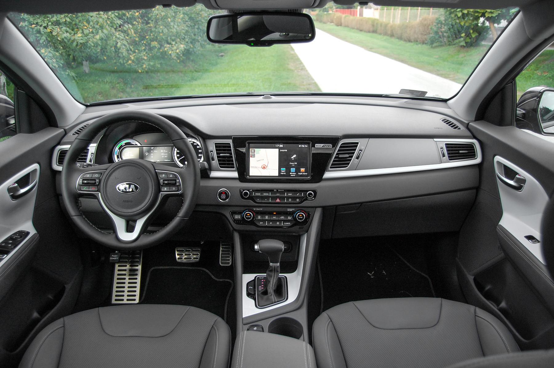 Kia Hybrid Car >> Totalcar – Kia Niro 1.6 GDi EX Hybrid – 2016. – Galéria