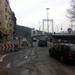 A Március 15. tér már fel van túrva, itt egy fia parkolóhely sincs jelenleg