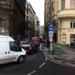 Az Irányi utca hétköznap délben végig áll